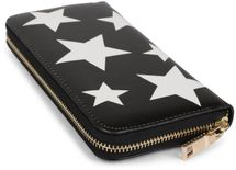 styleBREAKER all over stars design purse, circumferential zipper, wallet, ladies 02040044 – Bild 6