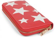 styleBREAKER all over stars design purse, circumferential zipper, wallet, ladies 02040044 – Bild 11