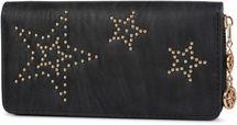 styleBREAKER ball rivets star design vintage purse, circumferential zipper, wallet, women 02040045 – Bild 3