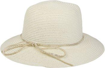 styleBREAKER Strohhut mit Zierband aus Strasssteinen und Schleife, Sonnenhut, Hut, Damen 04025011 – Bild 13