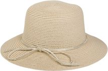 styleBREAKER straw hat with rhinestone ribbon and bow, sun hat, hat, ladies 04025011 – Bild 11