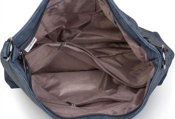 styleBREAKER Shopper Handtasche im Vintage Look mit Stern, Schultertasche, Umhängetasche, Damen 02012076 – Bild 17