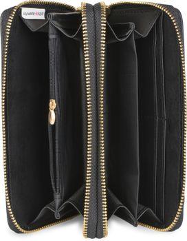 styleBREAKER Geldbörse mit buntem Zick-Zack Muster im Ethno Design, Reißverschluss, Portemonnaie, Damen 02040049 – Bild 8