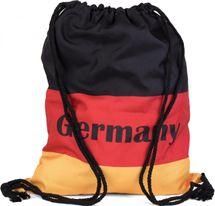styleBREAKER Turnbeutel Rucksack im Deutschland Flaggen Design mit 'Germany' Print, Sportbeutel, Unisex 02012080 – Bild 2