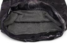 styleBREAKER Beanie Mütze im Splat Style mit Klecksen und Zeichen im Destroyed Vintage Look, Unisex 04024077 – Bild 13