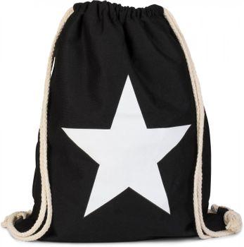 styleBREAKER gym bag rucksack with star print, sports back, bag, unisex 02012088 – Bild 3