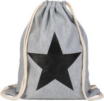 styleBREAKER gym bag rucksack with star print, sports back, bag, unisex 02012088 – Bild 4