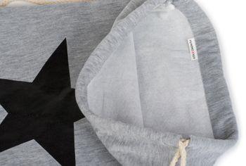styleBREAKER gym bag rucksack with star print, sports back, bag, unisex 02012088 – Bild 14