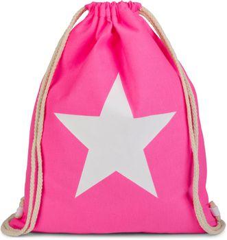 styleBREAKER gym bag rucksack with star print, sports back, bag, unisex 02012088 – Bild 10