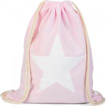 styleBREAKER gym bag rucksack with star print, sports back, bag, unisex 02012088 – Bild 5