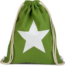 styleBREAKER gym bag rucksack with star print, sports back, bag, unisex 02012088 – Bild 9