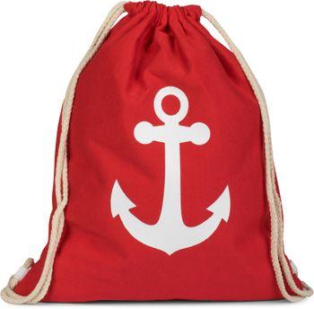 styleBREAKER gym bag rucksack with anchor print, sports bag, unisex 02012089 – Bild 5