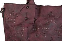 styleBREAKER Vintage Shopper Tasche mit All Over Nieten in Stern Form, Schultertasche, Umhängetasche, Handtasche, Damen 02012099 – Bild 25