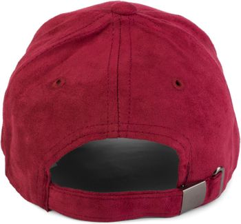 styleBREAKER 6-Panel Cap in Veloursleder, Wildleder Optik, Baseball Cap, verstellbar, Unisex 04023049 – Bild 15