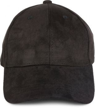 styleBREAKER 6-Panel Cap in Veloursleder, Wildleder Optik, Baseball Cap, verstellbar, Unisex 04023049 – Bild 18