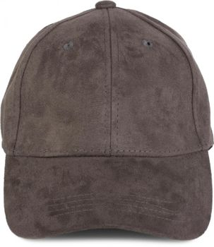 styleBREAKER 6-Panel Cap in Veloursleder, Wildleder Optik, Baseball Cap, verstellbar, Unisex 04023049 – Bild 17