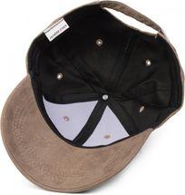 styleBREAKER 6-Panel Cap in Veloursleder, Wildleder Optik, Baseball Cap, verstellbar, Unisex 04023049 – Bild 22