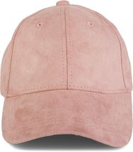 styleBREAKER 6-Panel Cap in Veloursleder, Wildleder Optik, Baseball Cap, verstellbar, Unisex 04023049 – Bild 22