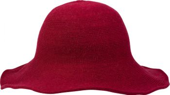 styleBREAKER creased knit-look fedora, knitted hat, hat, women 04025016 – Bild 11