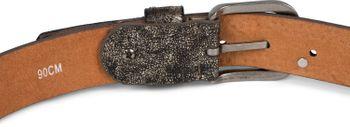 styleBREAKER Nietengürtel mit verschiedenfarbigen kleinen Nieten, Gürtel, kürzbar, Unisex 03010071 – Bild 25
