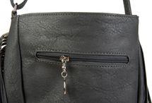 styleBREAKER Umhängetasche mit langen Fransen im coolen Ethno Style, Schultertasche, Tasche, Damen 02012113 – Bild 17