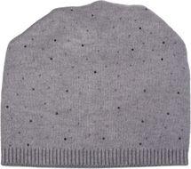 styleBREAKER Feinstrick Beanie Mütze mit Strass Nieten Sternenhimmel und Rippenbündchen, Unisex 04024085 – Bild 7