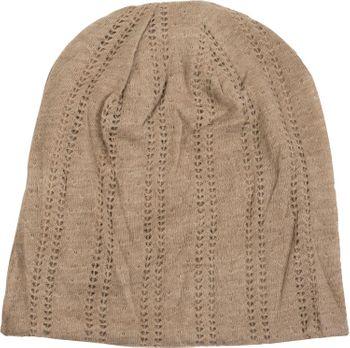 styleBREAKER Beanie Mütze mit Lochstrick Muster, Vintage Slouch Longbeanie, Unisex 04024095 – Bild 13