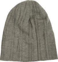 styleBREAKER Beanie Mütze mit Lochstrick Muster, Vintage Slouch Longbeanie, Unisex 04024095 – Bild 9