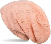 styleBREAKER Beanie Mütze mit Lochstrick Muster, Vintage Slouch Longbeanie, Unisex 04024095 – Bild 20