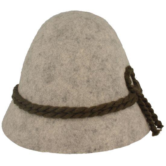 Hut-Breiter bayerischer Trachtenhut Stopselhut aus Wolle