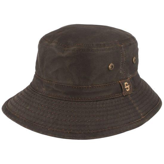 Stetson Flapper-Fischerhut Drasco mit UV-Schutz 40+