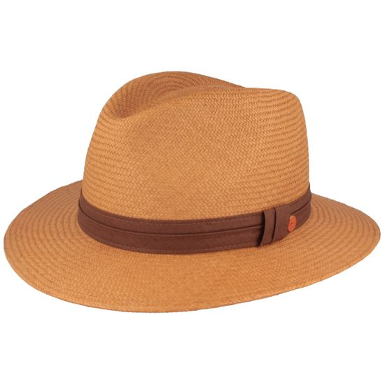 Mayser Hochwertiger Panama Hut Gero
