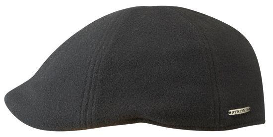 Stetson 6-teiliges Flatcap Texas Wool/Cashmere