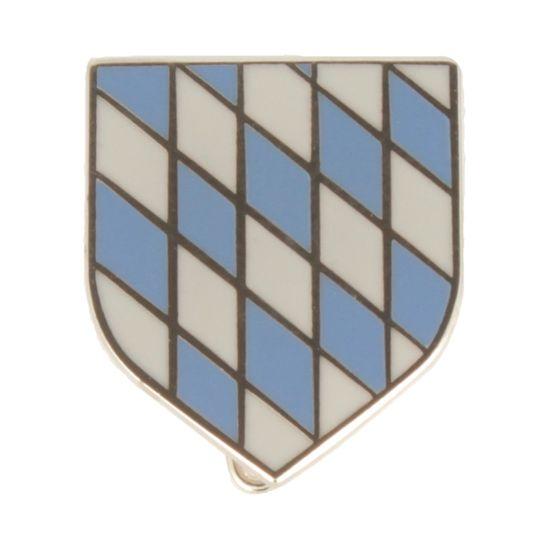 Hut-Breiter Hutanstecker bayerisches Wappen