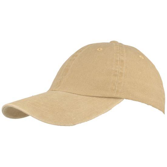 Hut-Breiter Jeans Baseball-Cap aus 100% Baumwolle