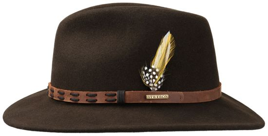 Stetson VitaFelt Outdoor Traveller mit Bridee