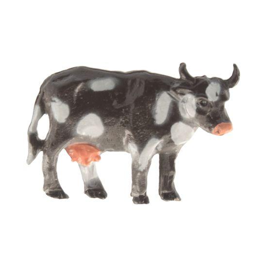 Hut-Breiter Hutanstecker Kuh mit Flecken