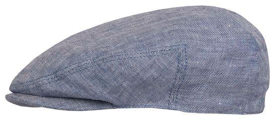 Stetson Schiebermütze Kent Linen mit UV-Schutz 40+
