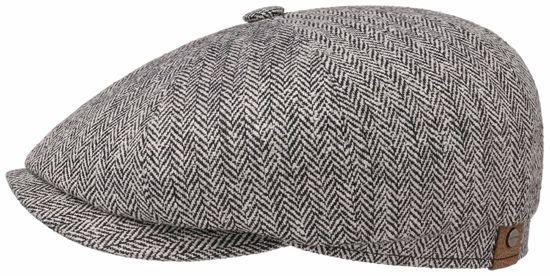 Stetson Schiebermütze Hatteras Silk mit UV-Schutz 40+