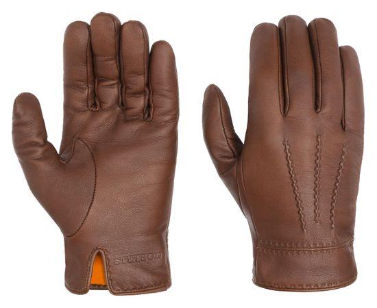 Stetson Handschuhe aus Nappa-Leder
