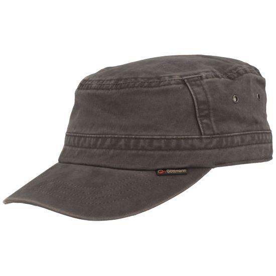 Göttmann Army Cap mit UV-Schutz aus Baumwolle