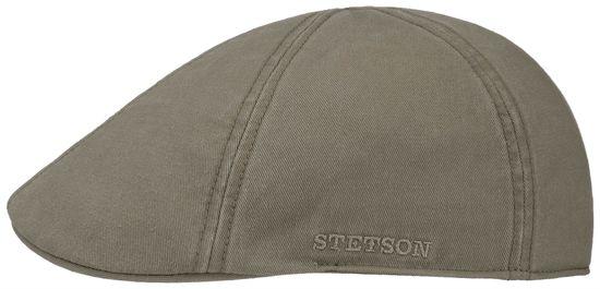Stetson Flatcap Texas Cotton aus Baumwolle mit UV-Schutz 40+