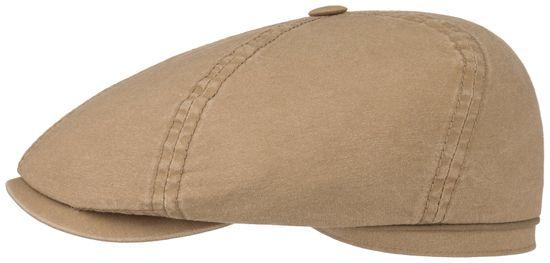 Stetson Ballonmütze 6-Panel Cap Delave Organic Cotton mit UV-Schutz 40+