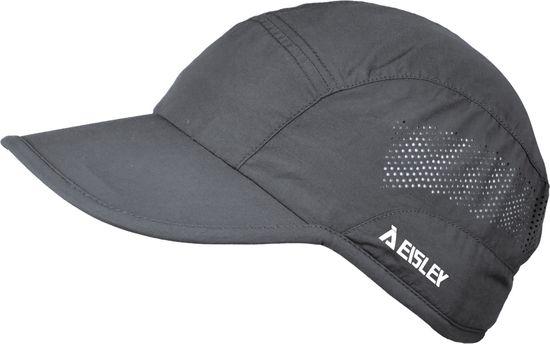 Eisley Laser atmungsaktive Cap mit UV-Schutz 50+ mit reflektierendem Logo