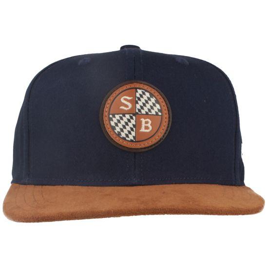 Bavarian Caps Flat Brim Baseball-Cap Starnberger Brauhaus