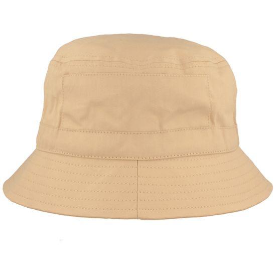 Hut-Breiter Fischer-Hut mit 2 Taschen aus Baumwolle