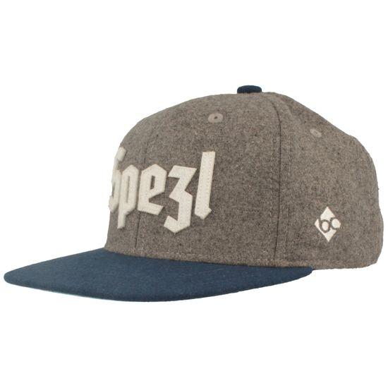 Bavarian Caps Flat Brim Snapback Baseball-Cap SPEZL-Hacker-Pschorr