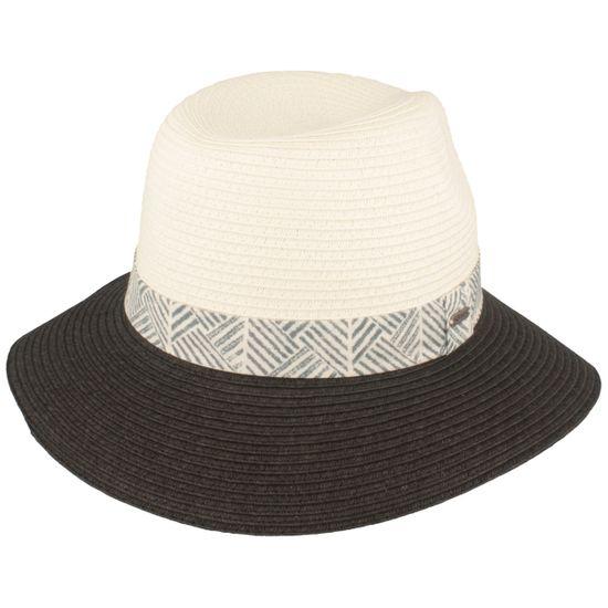 McBurn Fedora Strohhut mit UV-Schutz 50+