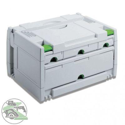 Festool Festo Tanos Systainer 1- 2 - 3 - 4 - 5 TLoc Sortainer Mini HWZ Rollbrett – Bild 2