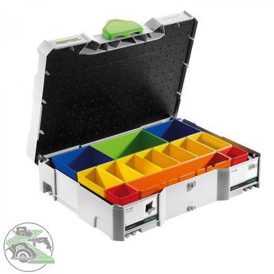 Festool Festo Tanos Systainer 1- 2 - 3 - 4 - 5 TLoc Sortainer Mini HWZ Rollbrett – Bild 8